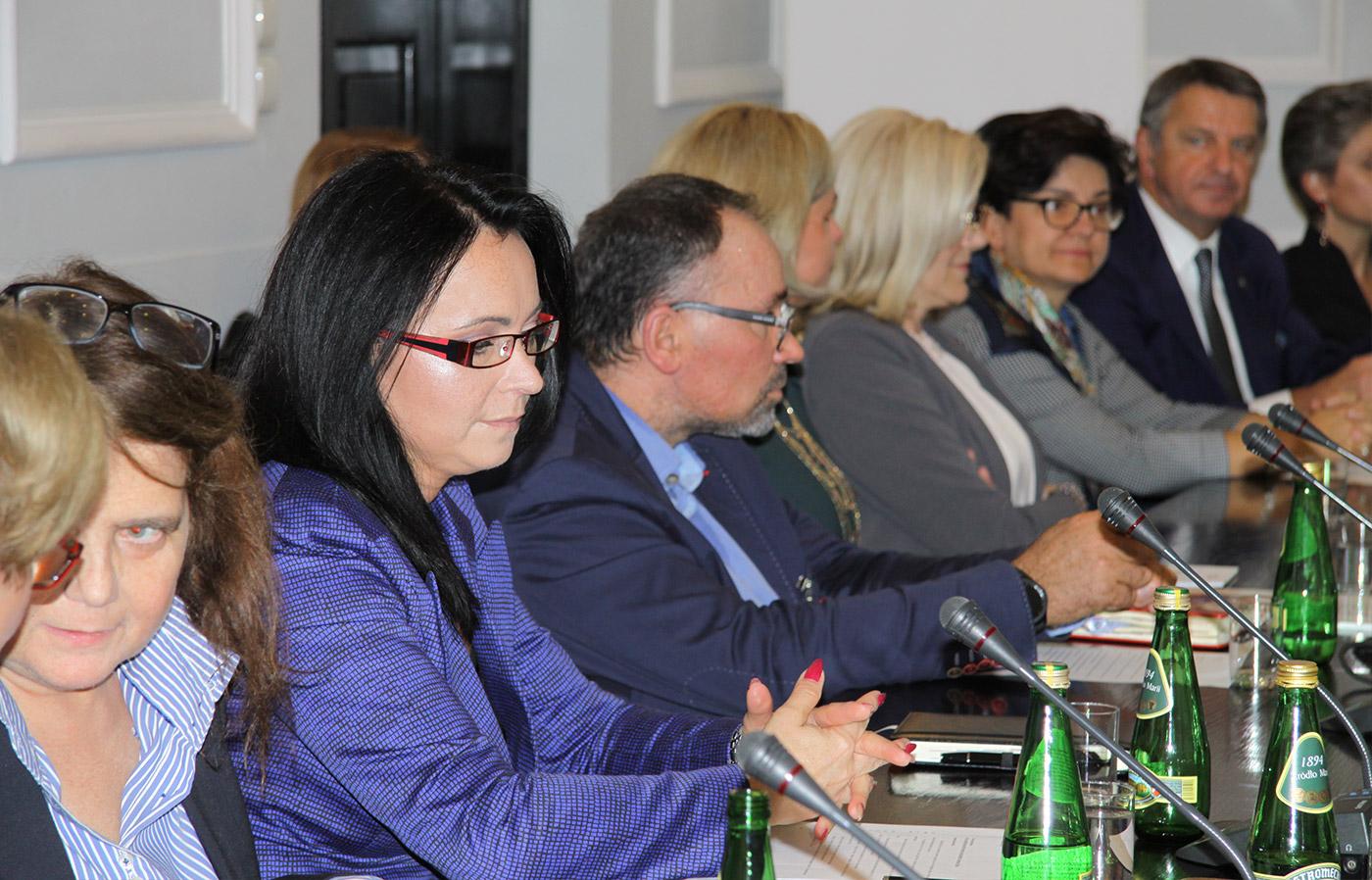 Pierwsze posiedzenie Zespołu Parlamentarnego ds. Łuszczycy w VIII kadencji rządu
